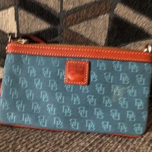 Teal dooney and Bourke signature design